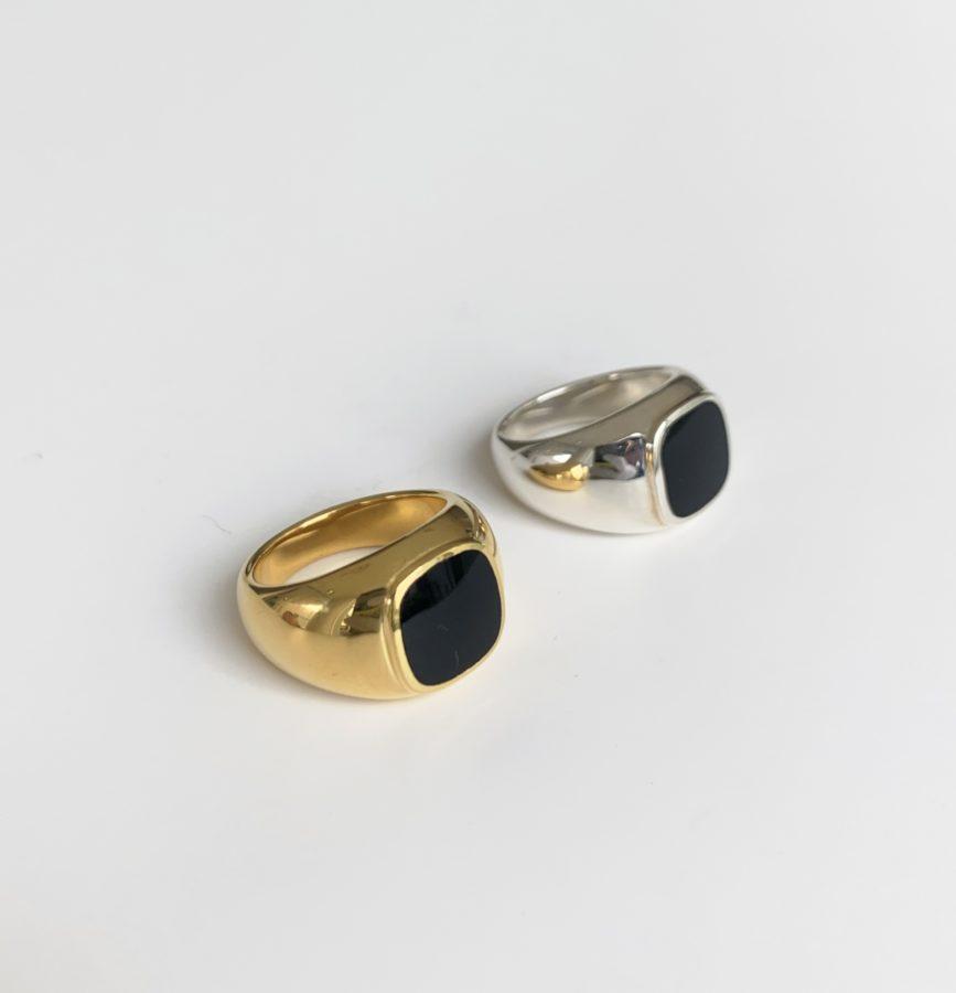 BL ring ONYX