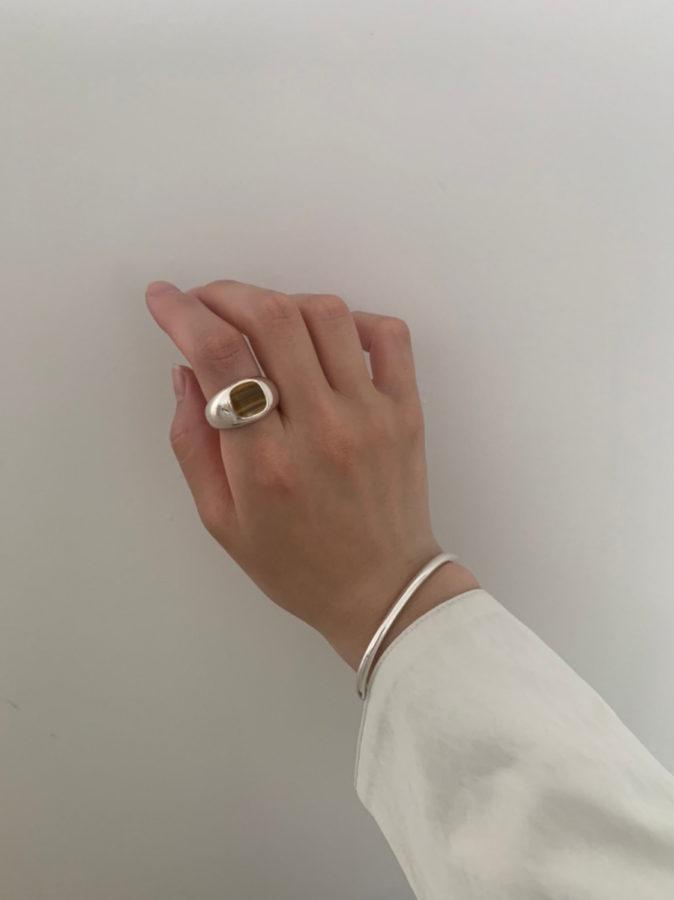 BL ring TI (光沢)